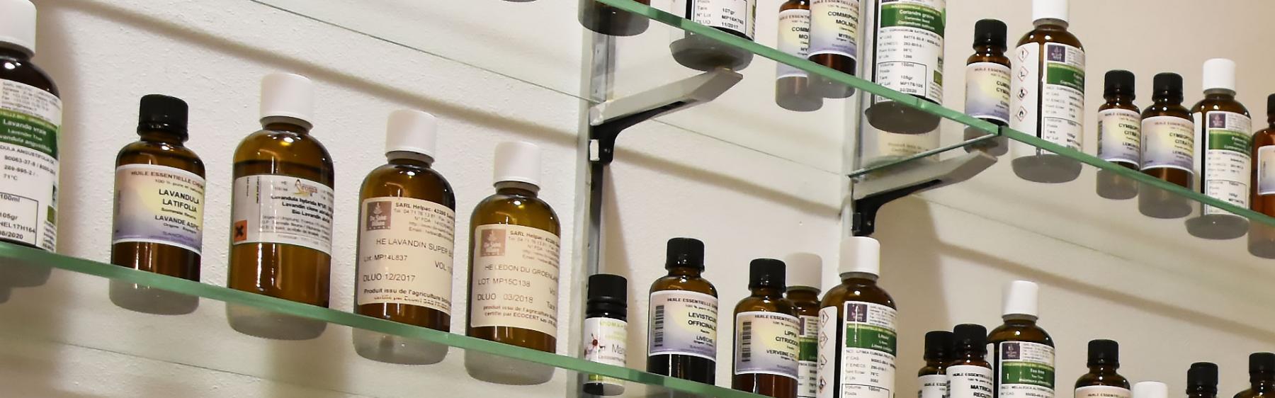 Pharmacie de Roches SA - Eaux-Vives - Genève - Préparations